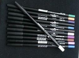 12pc Italia Deluxe Ultra Fine Eyeliners Liner set of 12 colo