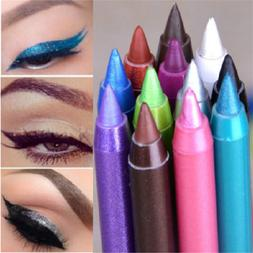 2PCS Charm Long Lasting Eye Liner Pencil Pigment Waterproof