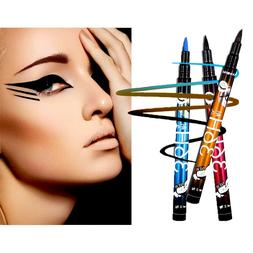 36H Eyeliner Waterproof Liquid Eye Liner Felt Tip Pen BLACK