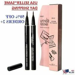 7 Days Eyebrow Tattoo Pen Pencil Liner Eye Makeup Cosmetic L
