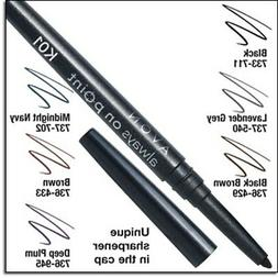 Avon ALWAYS ON POINT Eyeliner SEALED ~ BROWN Only  **Beauty