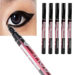 Beauty Black Waterproof Eyeliner Liquid Eye Liner Pen Pencil