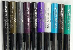 Jordana Color Envy Waterproof Liquid Eyeliner Makeup 1 3 6 O