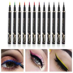 Cosmetic Tools Matte Eyeliner Liquid Pencil Eye Liner Pen Pi