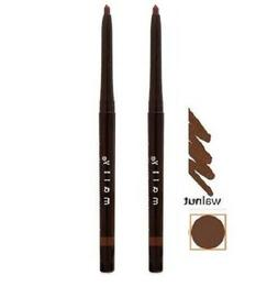 Mally Evercolor Gel Waterproof Eye Liner *Walnut* NEW  Fresh