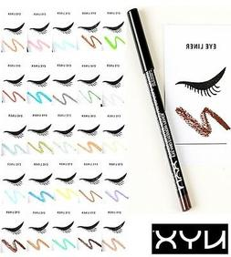 ~ NYX ~ Eye Liner Eyebrow  Pencil PICK YOUR COLOR - Buy 4 Ge