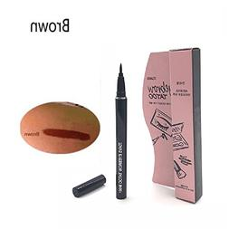 Eyebrow Enhancers Women Makeup Product Waterproof Brown 7 Da
