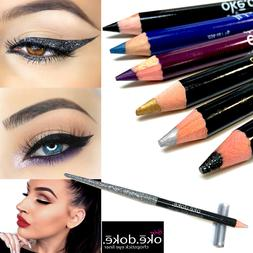 Hedy's Oke Doke Eyeliner Pencil Eye Liner Matte and Glitter/