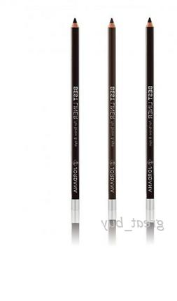 JORDANA 7'' BEST LINER EYELINER MATTE PENCIL FOR BROW & EYE