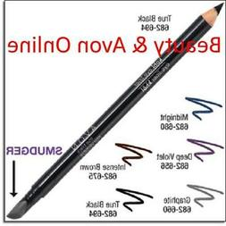 Avon KOHL Eye Liner With Built-In Smudger ~ MIDNIGHT  **Beau