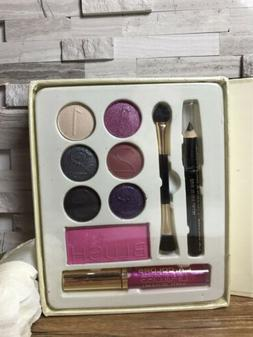 L.A. Colors Beauty BOOKLET ~  SHADOW, LINER, GLOSS & BLUSH ~