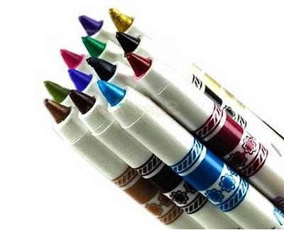 12 Color Eyeshadow Pencil Pen Set