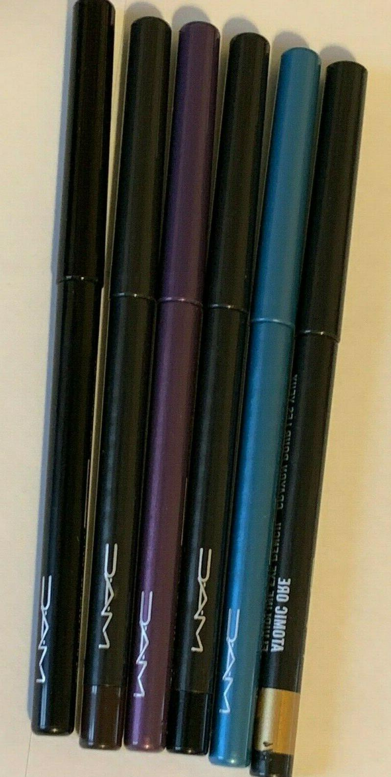 1x mac technakohl kajal fluid line eye