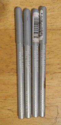4 liner lot RIMMEL SOFT KOHL KAJAL EYE LINER PENCIL 067 SILV