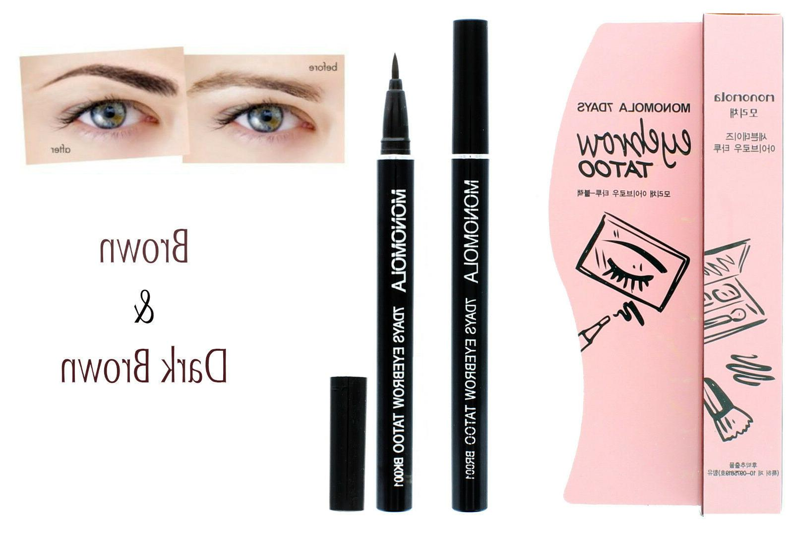 7 days eyebrow tattoo pen us seller