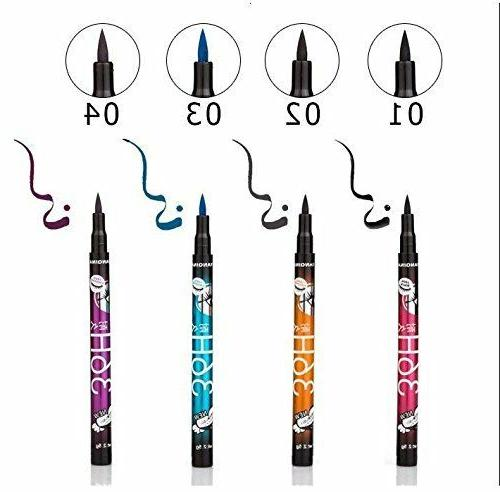 Beauty Waterproof Liquid Eye Pen Pencil Makeup Cosmetic