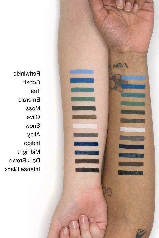 BNIB Stay All Day Eyeliner A COLOR!