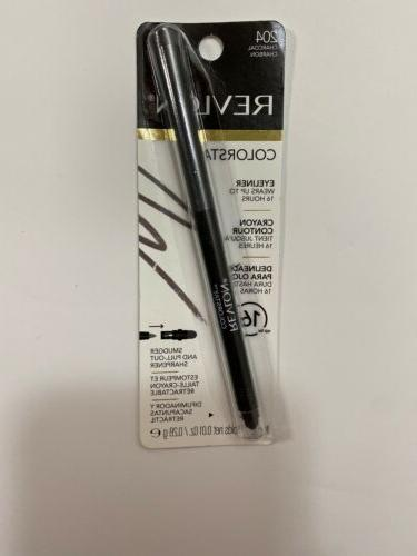 colorstay eye liner 204 charcoal