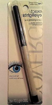 2 CoverGirl Exact Eyelights Eye Brightening Eye Liner 710 Ra