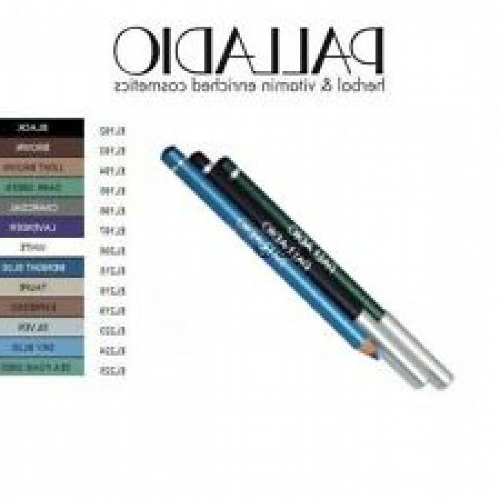 Palladio Eyeliner Pencil  ** CHOOSE YOUR COLOR **  New Seale