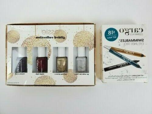 gilded collection cargo swimmables eye liner trio