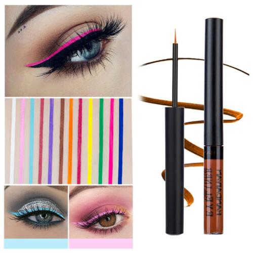 Long-Lasting Bright Color Liner