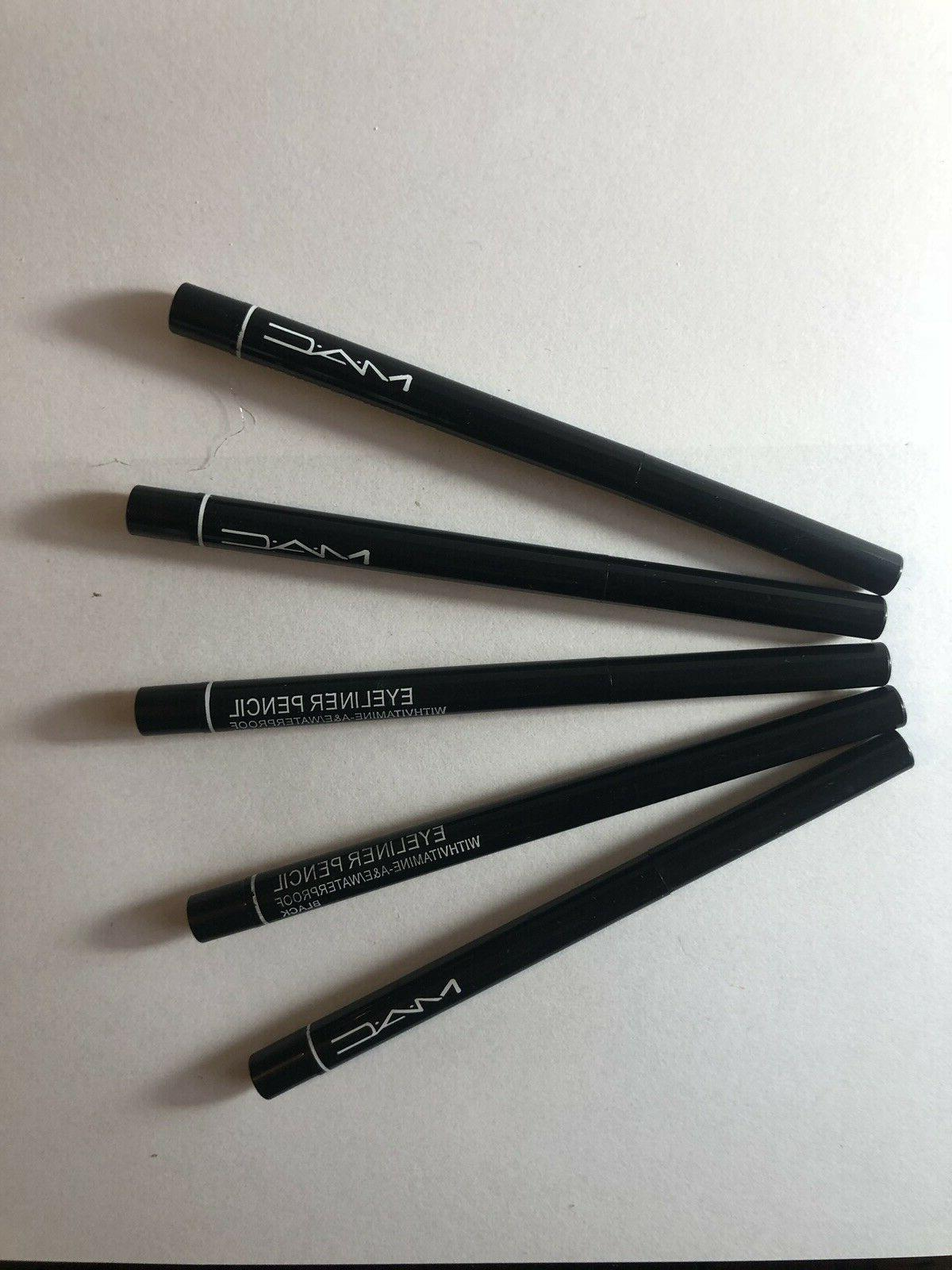 4 - Eyeliner Waterproof Pencil - Eye Liner