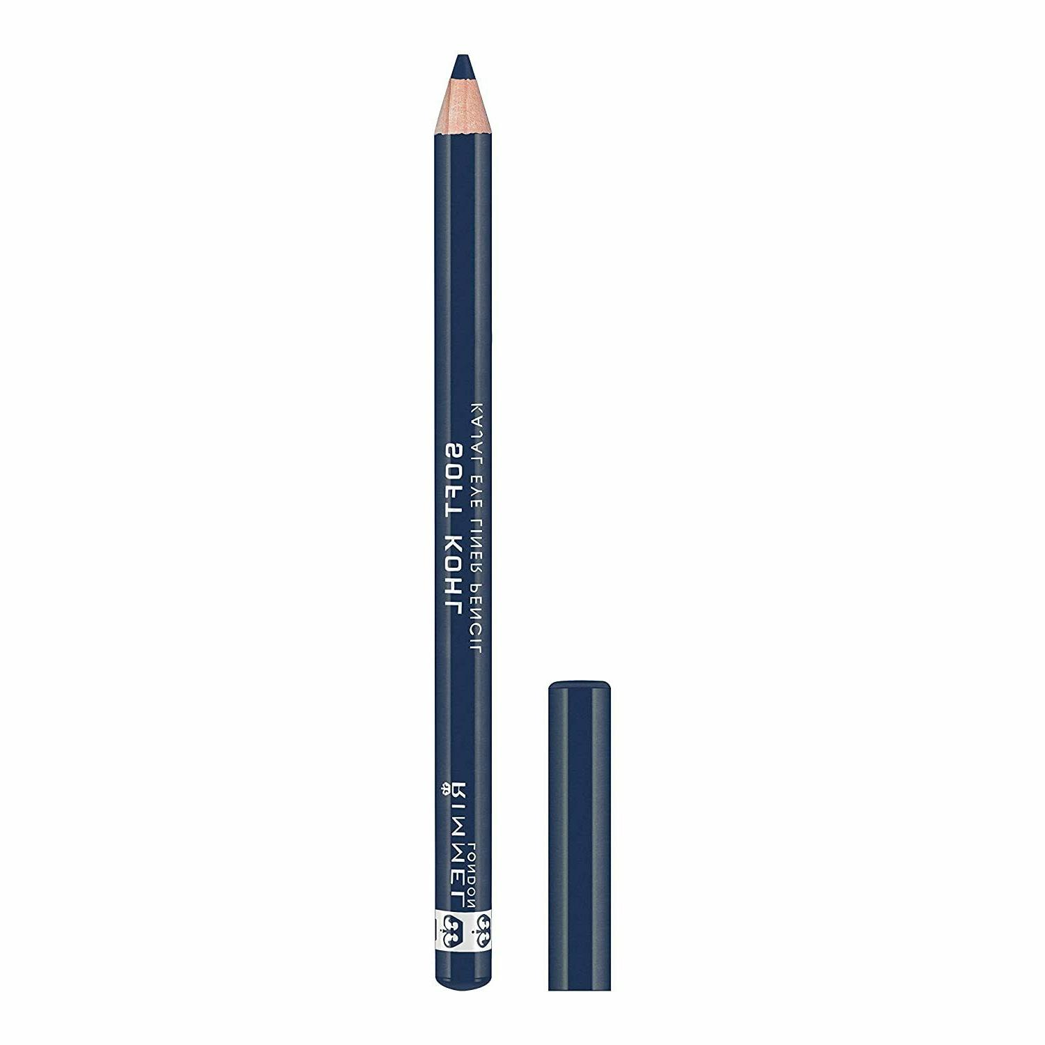 RIMMEL LONDON Soft Kohl Kajal Eye Liner Pencil  Denim Blue N