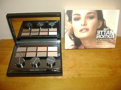 the matte edition eye shadow and gel