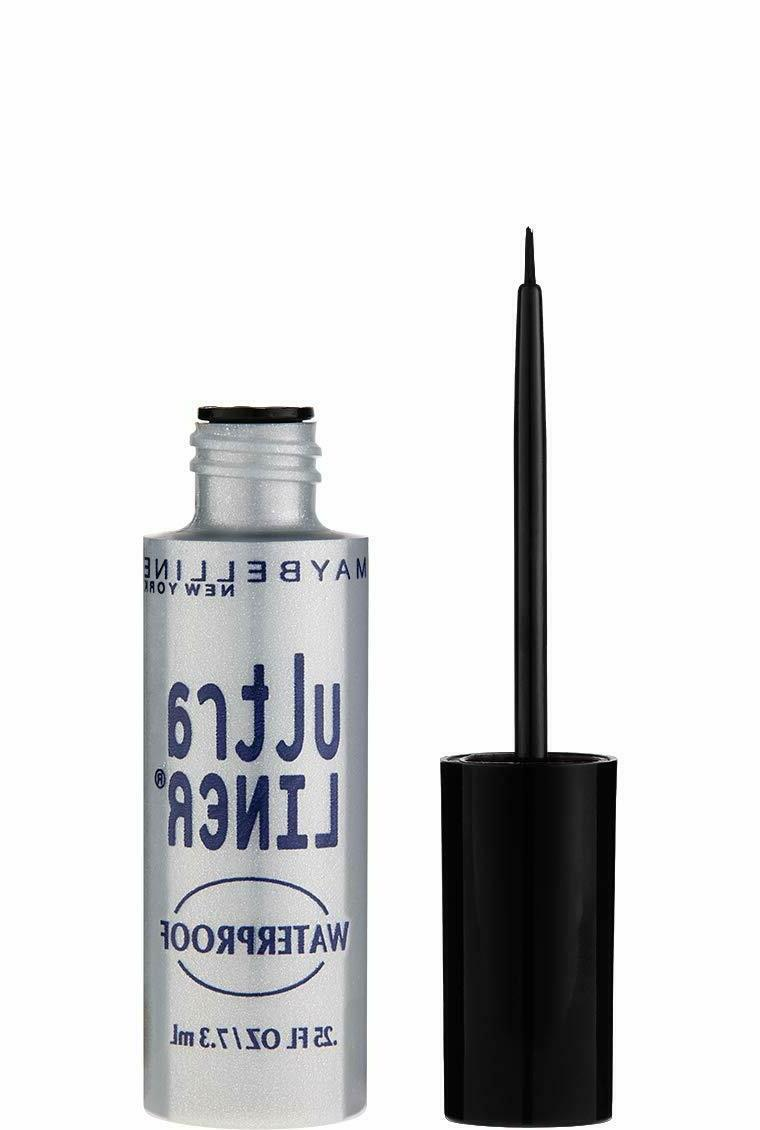 ultra liner liquid liner waterproof black 135l