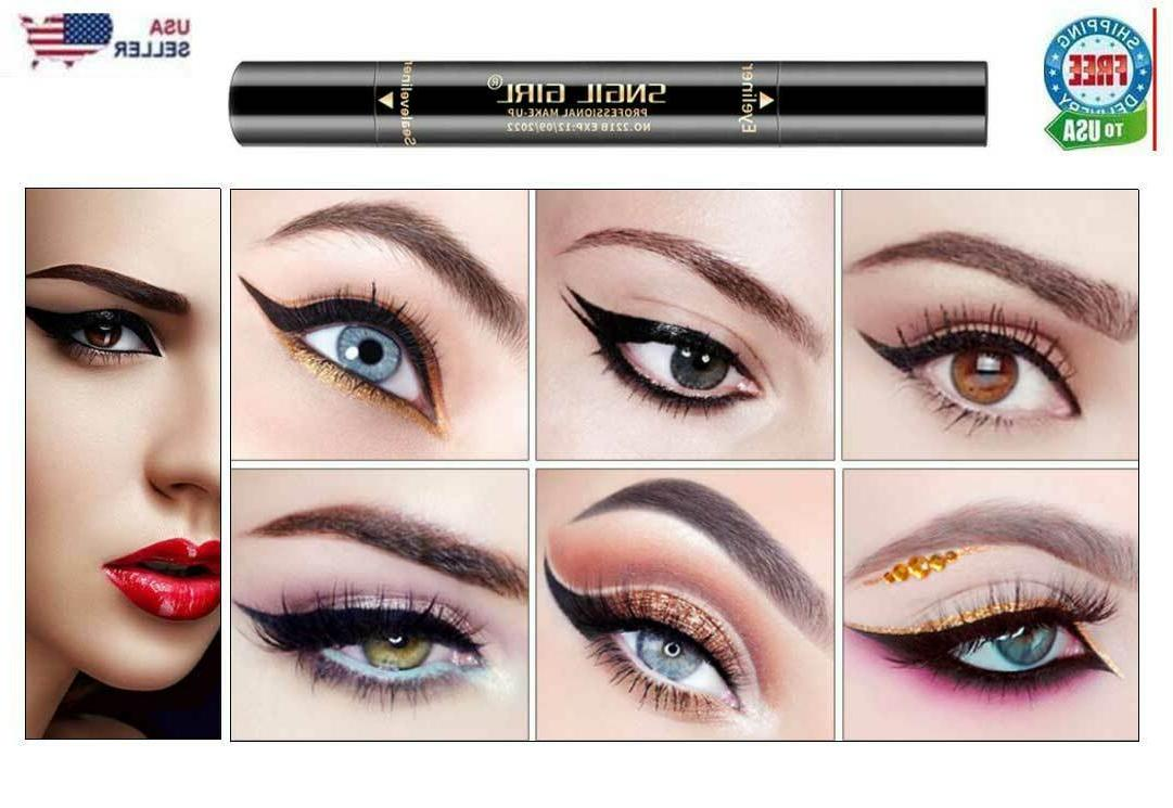 Winged Eyeliner Waterproof Long Lasting Pen Eye