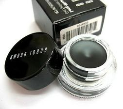 Bobbi Brown Long Wear Gel Eyeliner BLACK INK No'1 BNIB FREE