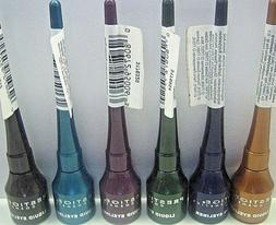 Lot of 3 Prestige Cosmetics Liquid Eyeliners - Choose From M