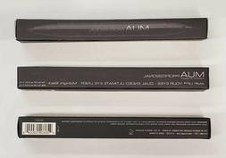 Lot of 3 MUA Professional Dual Ended Ultimate Eye Liner Midn