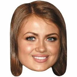 Maisie Smith  Celebrity Mask, Flat Card Face