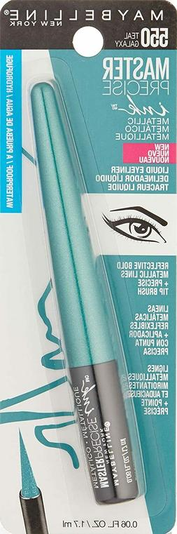 Maybelline New York Master Precise Ink Metallic Liquid Liner
