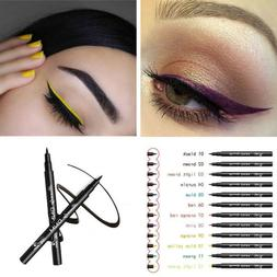 Matte Eyeliner Waterproof Liquid Long Lasting Eye Liner Pen