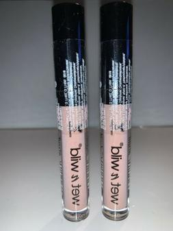 Wet n Wild Meglast Liquid Catsuit Creme Liquid Eyeshadow #57