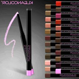 Kleancolor Retractable Lip Eye Liner Waterproof Pick From 35