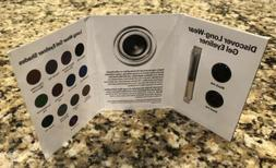 Bobbi Brown Secret To Standout Eyes BLACK STEEL Ink W Ultra