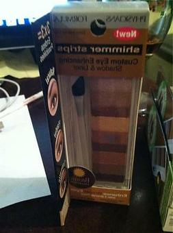 Physicians Formula Shimmer Strips Bronzed Brown Eyes Enhanci