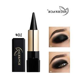 HP95 Fashion Waterproof Eyeshadow Stick Eyeliner Cream Eye L