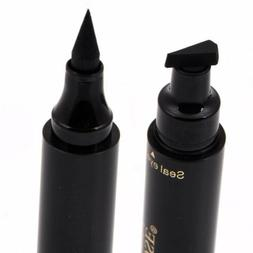 Waterproof Winged Eyeliner Stamp Makeup Cosmetic Eye Liner P