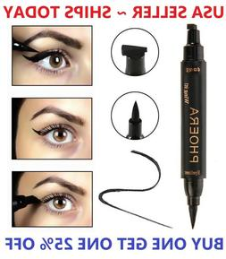 Winged Eyeliner Stamp Waterproof Long Lasting Liquid Eyeline